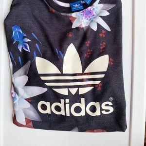adidas Sweaters - Floral (Lotus) Adidas Originals Sweater